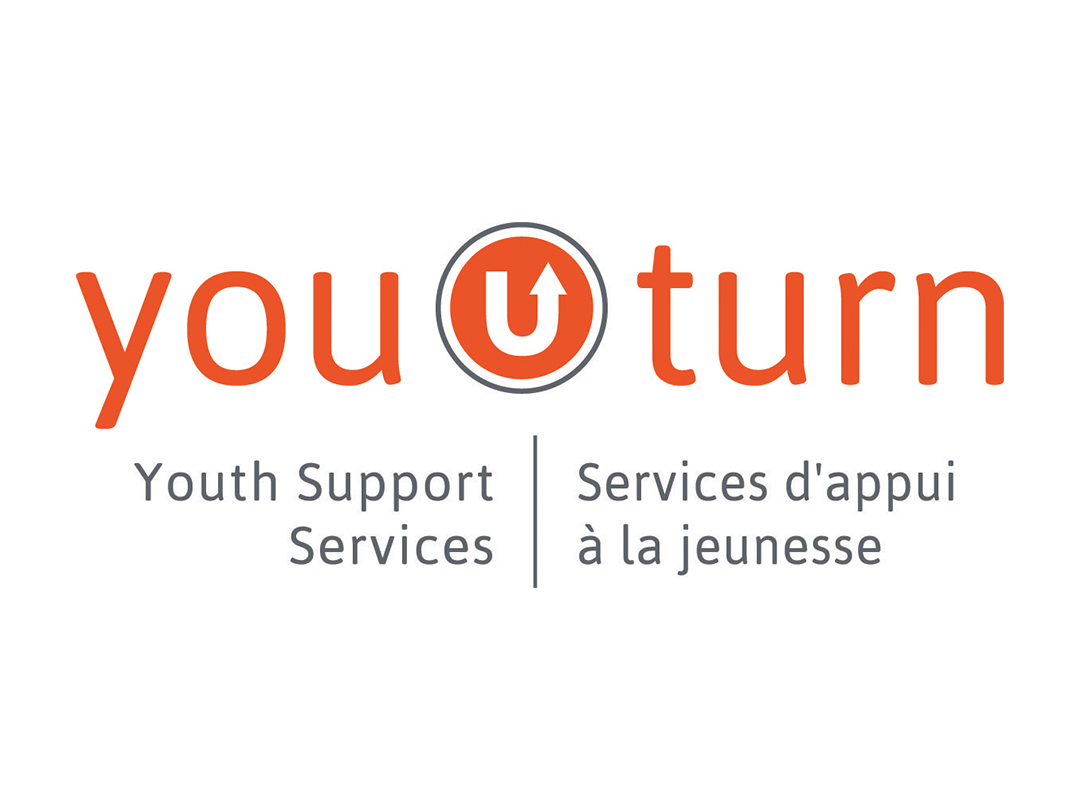 Youturn youth support service organization logo
