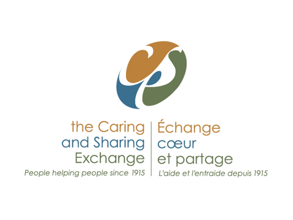 the Caring and Sharing Exchange organization logo