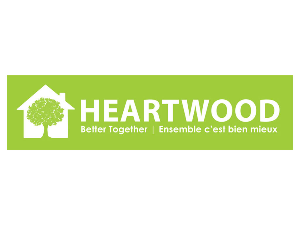 The Heartwood House logo