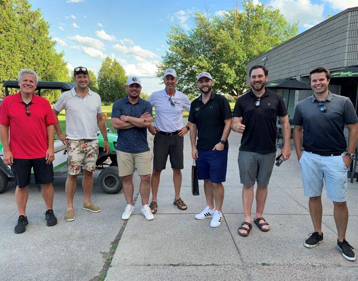 100 Men Who Care's Golf Tournament 2021